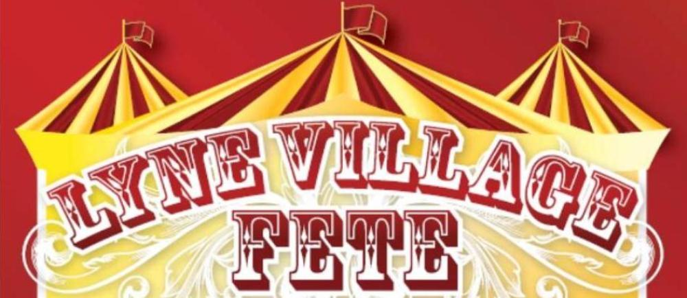 Village Fete 2014