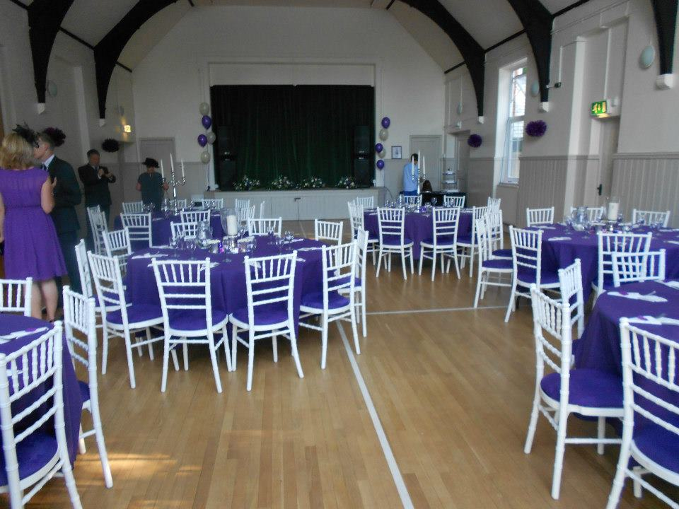 Weddings Hall Hire