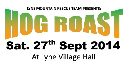 Hog Roast – 27th September 2014