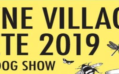 Lyne Village Fete 2019 poster